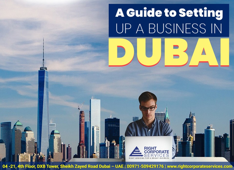 A Guide to Setting up a Business in Dubai